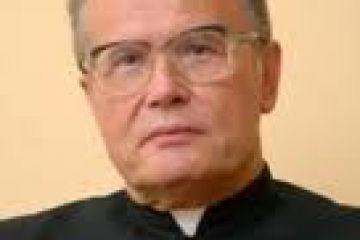 żegnamy ks. Redaktora Mieczysława Gładysza, zmarłego 20 lipca 2020