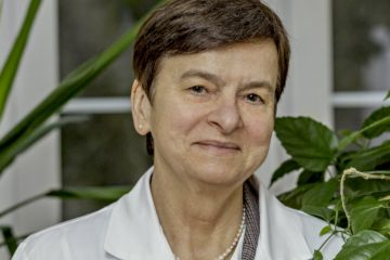 List  do Wszystkich - prof. Anna Doboszyńska, pulmonolog