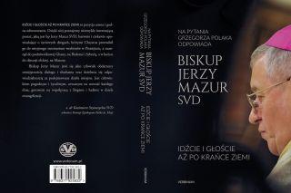 Biskup Jerzy Mazur SVD okładka JPG