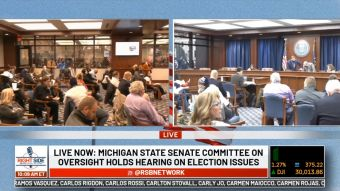 Przesuchanie komisji Senatu Michgan