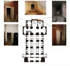 Skrytki w kościele Wszystkich Świętych